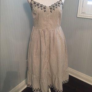 Madewell BNWT Jardin Dress
